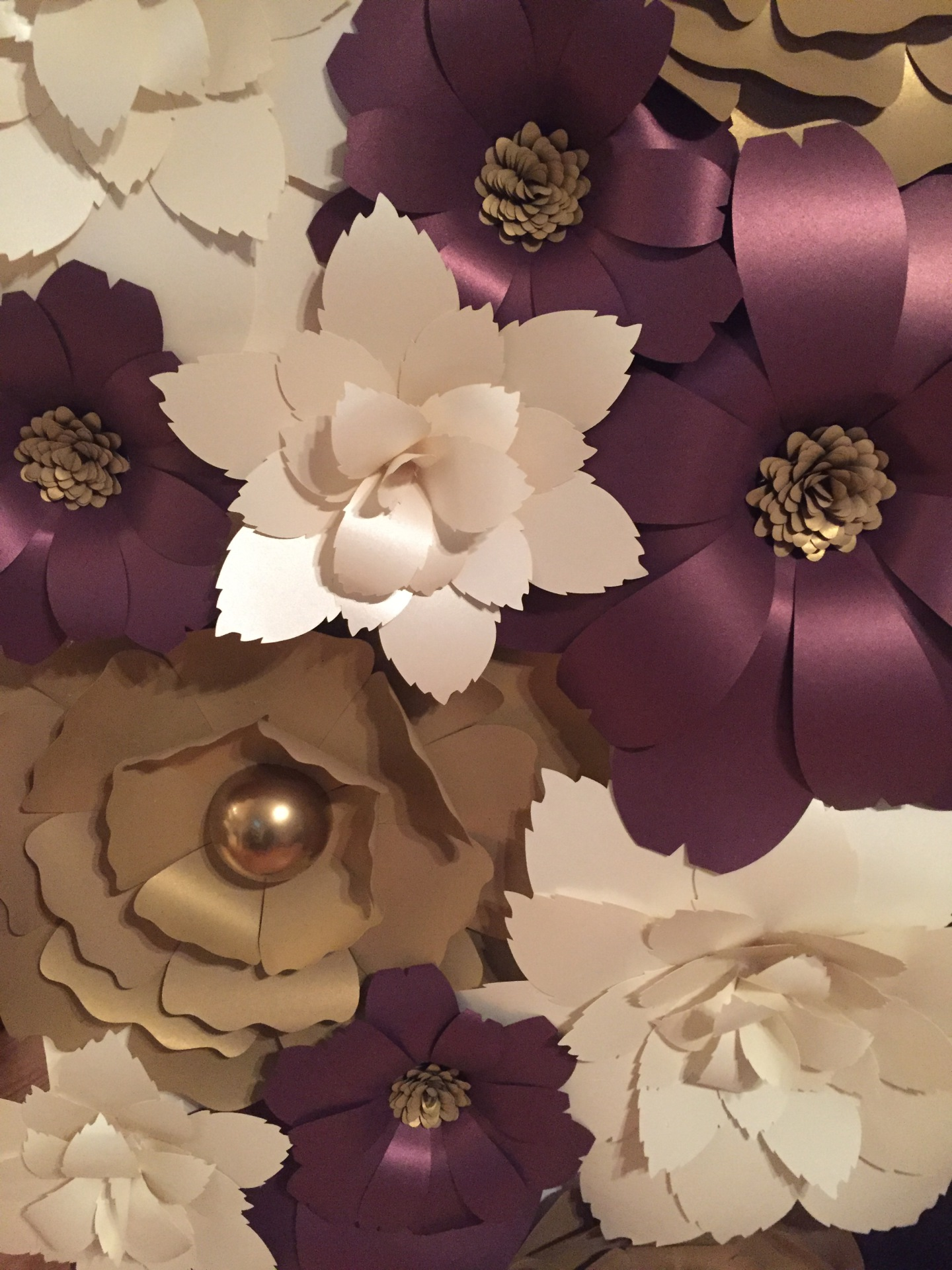wedding decor. paper flower wall. flower wall. birthday decor. baby shower. bridal shower. womens conference. venue decor. country wedding.  quinceanera.
