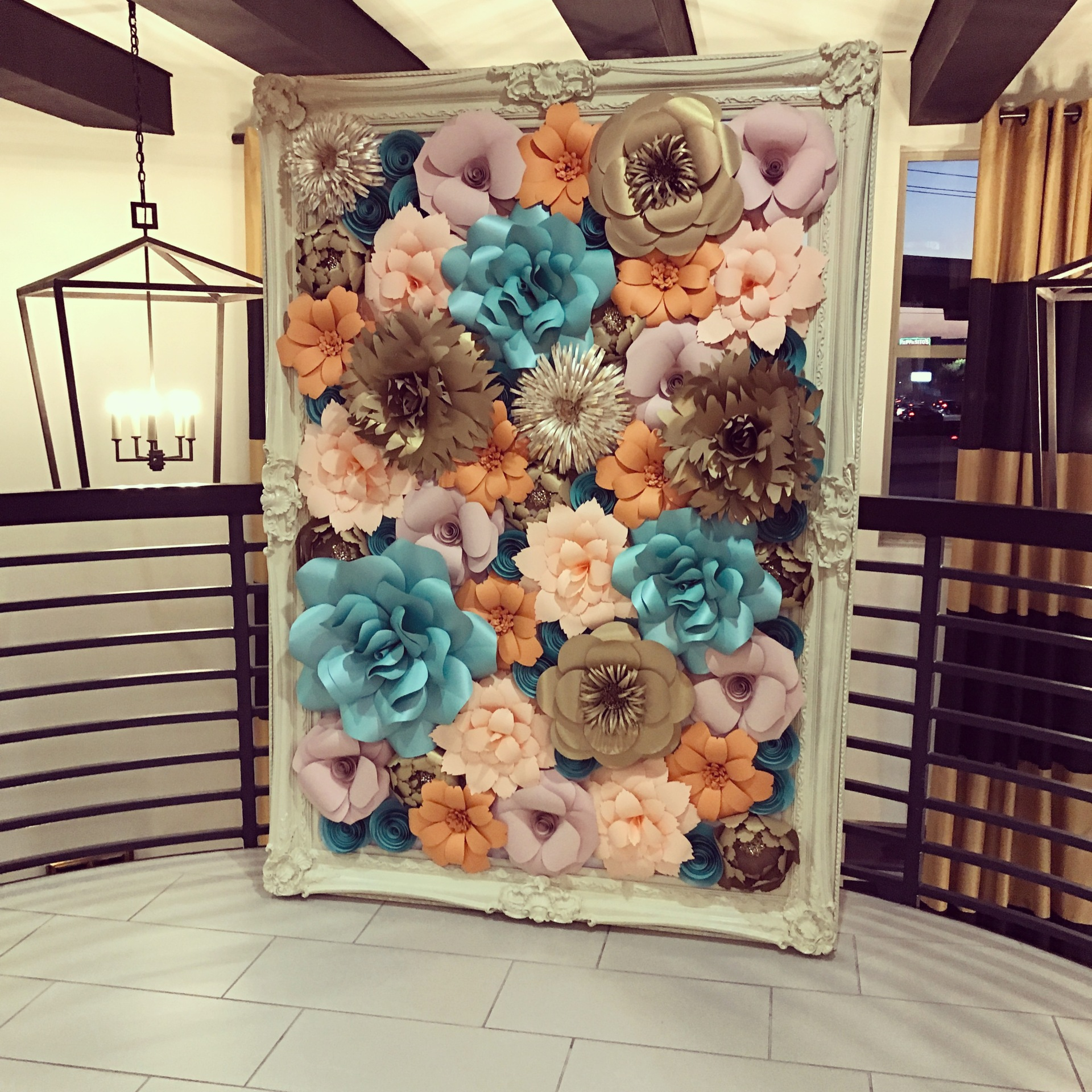 Event decor, wedding, wedding decor, HOUSTON wedding rental, corporate events, quinceanera, bridal shower, baby shower, photo backdrop, Houston Paper Flowers,